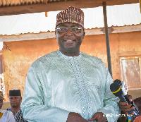 Dr Mahamadu Bawumia