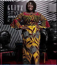 Deputy Minister of Tourism, Dzifa Gomashie