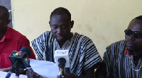Ernest Aninganigu Anieba, Public Relations Officer of Care for Humanity Fun Club
