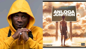 Stonebwoy has released his new album entitled Anloga Junction