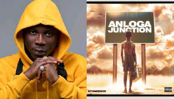 Is Anloga Junction Stonebwoy's most innovative album?