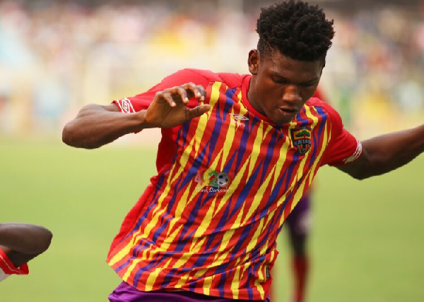 Raddy Ovouka earns Congo call up, set to miss Hearts of Oak\'s season opener