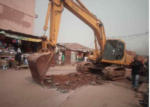 The contractors have assured that the 23.5 kilometer road will be completed in no time