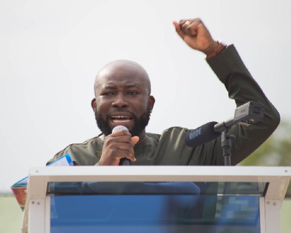 'Dear Kennedy, I'm proud to be a fool' - Senyo Hosi responds to farming comments