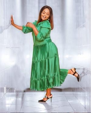 Actress Nana Ama Mcbrown