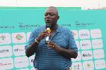 Isaac Aboagye Duah, the incumbent president