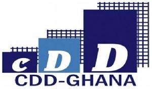 Center for Democratic Development (CDD-Ghana) logo
