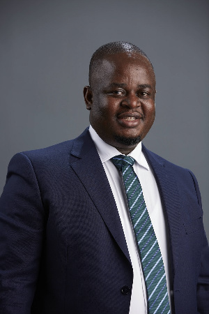 The new  Managing Director of MultiChoice Africa, Alex Okyere