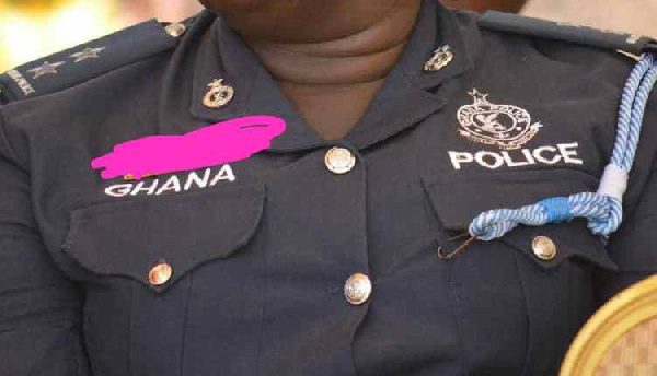 'He said he was checking for breast cancer' - Cop allegedly fondles woman