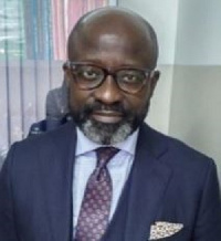 Executive Secretary to the President, Nana Asante Bediatuo