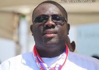 Sammy Awuku, National Youth Organizer of  NPP