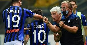 Inter Milan eased past Napoli 2-0
