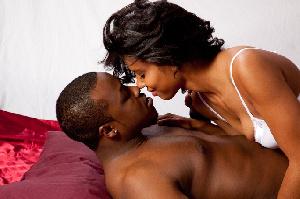 Couple Kissing 1