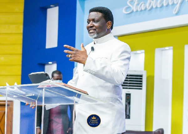 We need integrity because we're the voice of the nation - Bishop Agyinasare to men of God