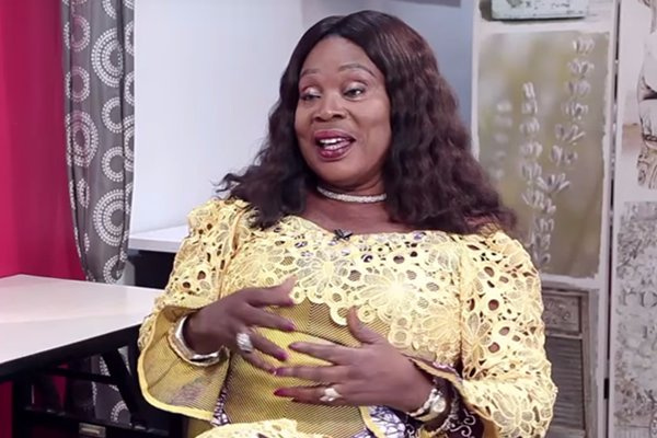 Cathrine Afeku confronted me for commenting on creative arts  - Maame Dokono