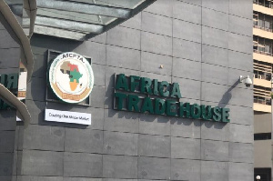 File Photo: AfCFTA Accra Headquarters