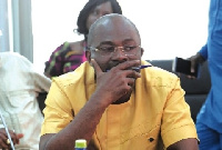 Kennedy Agyapong, Member of Parliament for Assin Central