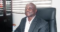 Professor Newman Kusi, Executive Director, IFS
