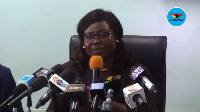 Director-General of Criminal Investigations Department, COP Maame Tiwaa Addo-Danquah