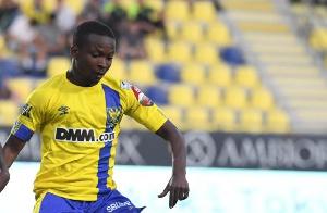 Ghanaian trio feature in St Truiden vs Cercle Brugge clash
