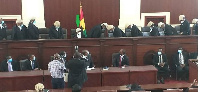 Justice Gbadegbe has served the Judiciary for 31 years since 1989