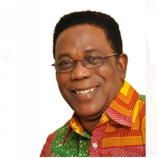 Former Minister of Information, Mr Kojo Yankah