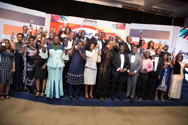 Best performing public servants honoured at Africa Public Sector Conference & Awards