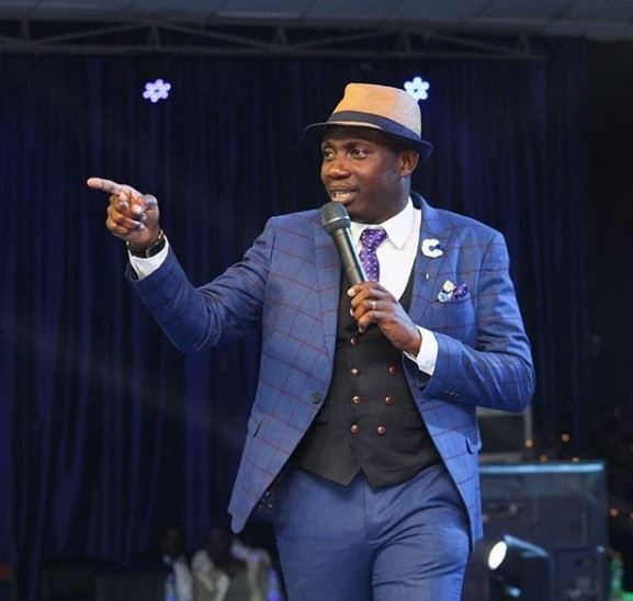 Marriage counsellor, George Lutterodt