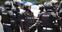 Policemen have been deployed to fight the increasing spate of robberies