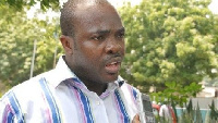 Hon. Isaac Kwame Asiamah,new Sports Minister