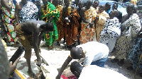 The Chieftaincy dispute of Kwanyako resolved