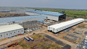 So far, the project appears to be on track with the one-district-one-factory secretariat
