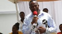 Samuel Kofi Ahiave, Minister for Chieftaincy and Traditional Affairs