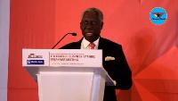 Senior Minister, Yaw Osafo Maafo