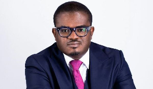 Charles Adu Boahen, Deputy Minister for Finance