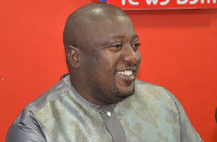 Henry Nana Boakye, member of the Communications team of the opposition New Patriotic Party (NPP)