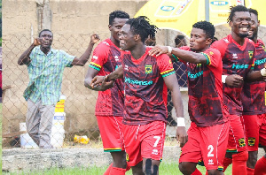 Kotoko are now first on the league log