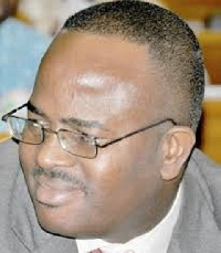 Chief Executive Officer of the Ghana Chamber of Mines, Sulemanu Koney
