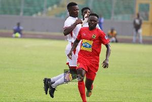 Asante Kotoko Defender, Christopher Nettey Gh