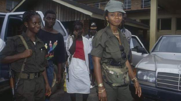 Torture charges against former Liberia leader\'s ex-wife dismissed