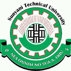 Logo of Sunyani Technical University