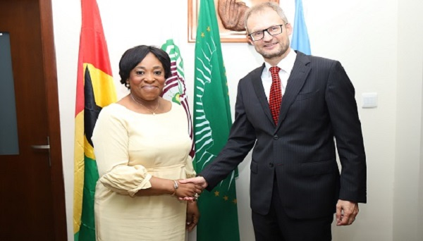 Ghana is Switzerland's second biggest trading partner in Africa – Ambassador