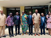 Members of the new Board of the Ghana Grid Company