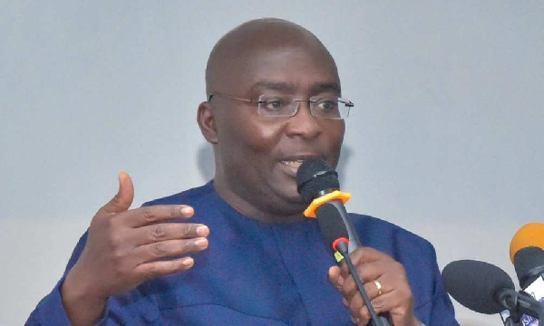 Menzgold: We can\'t use taxpayers\' money to pay locked-up funds of \'419\' institution – Bawumia