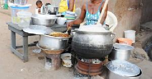 File photo of a local food vendor