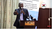 Benjamin Boakye Deputy Executive Director of ACEP