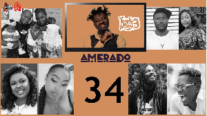 Yeete Nsem: Amerado out with episode 34 after trip to Dubai