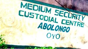 Di prison dem attack na medium security custodial center for Oyo State