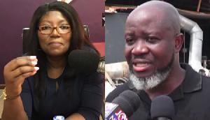 Dr. Agnes Adu & Raymond Archer