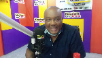 Insecurity under Akufo-Addo worrying –Victor Smith